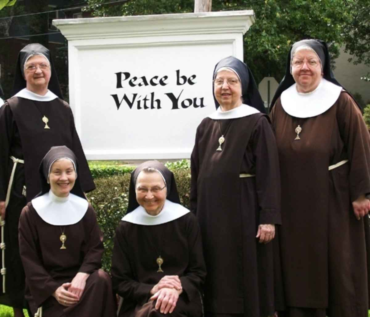 Poor Clares of Perpetual Adoration close Washington